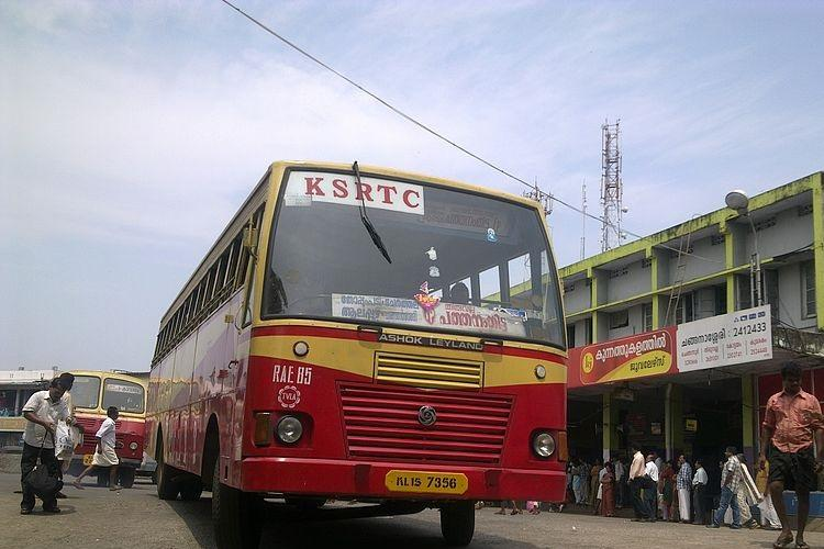 After 25 years Kerala RTC finally pays salaries from own revenue