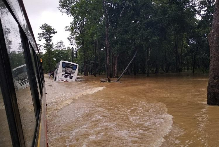 Heavy rains KSRTC cancels bus services from Bengaluru to many parts of Kerala