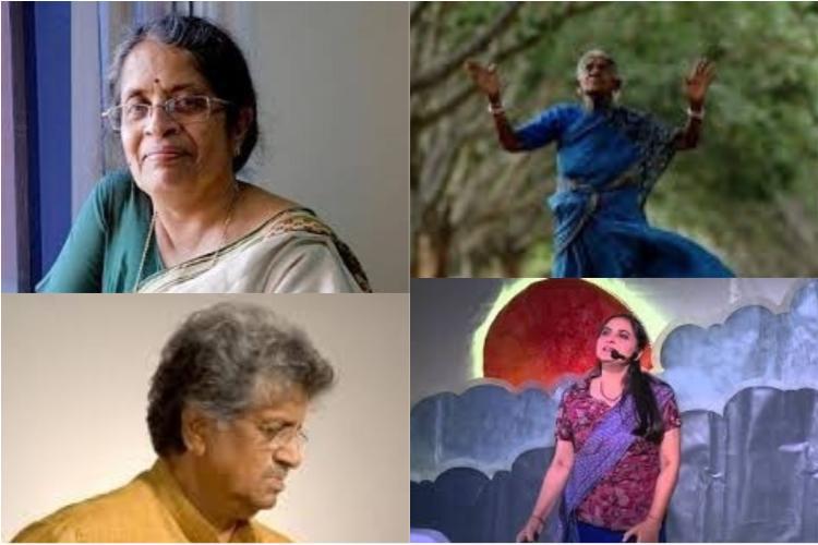 Environmentalist Thimakka physicist Godbole and 3 others from Ktaka win Padma awards