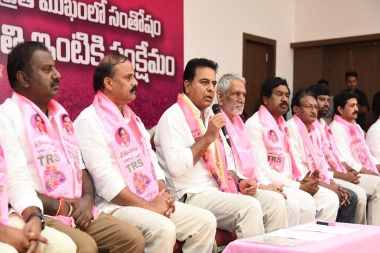 BJP will lose deposit in all seats in Lok Sabha polls if Centre ignores Telangana KTR