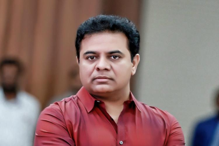 TRS unhappy with Budget 2019 KTR attacks Centre in slew of tweets