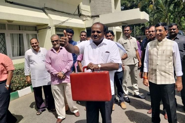 Karnataka Budget highlights Elevated corridors more buses and rise in fuel prices