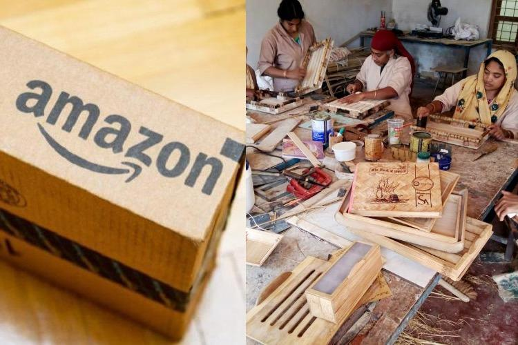 Amazon signs MoU with Kudumbashree to promote women entrepreneurs