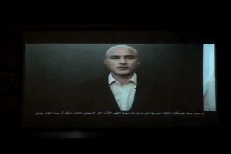 Jadhav says not tortured in Pakistan India dubs video propaganda