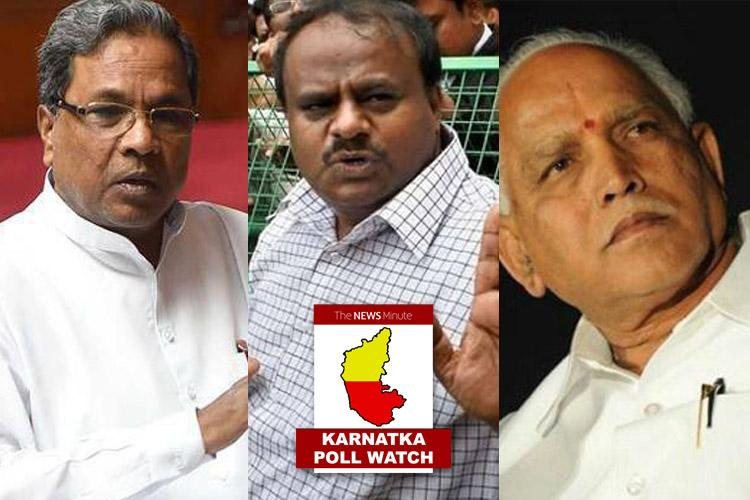 Hung assembly in Karnataka says India Today pre-poll Five things to know