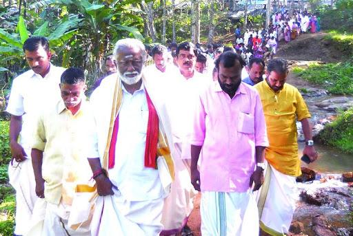 Politicians shouldnt interfere with religious bodies Kerala BJP chiefs interview with TNM