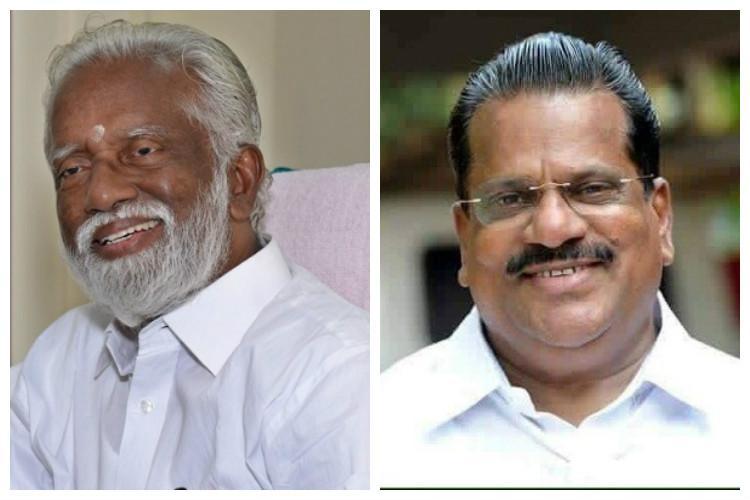 CPM attacks Kerala BJP observes black day E P Jayarajan says Centre should not stoop low