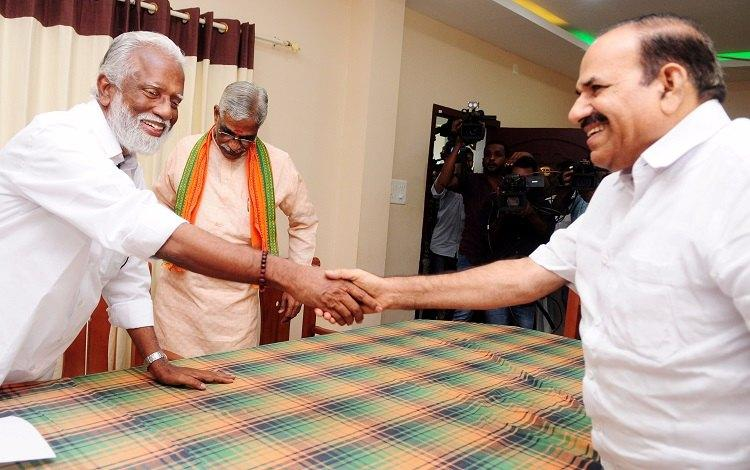CPI M and BJP-RSS meet in Kannur to broker peace vow to keep political violence in check