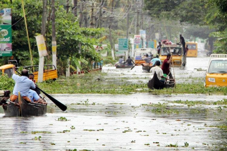 In the aftermath of floods Munnar and Cheruthoni in Idukki remain entirely cut off