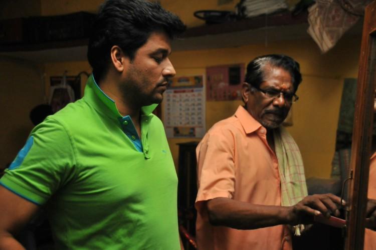 Tamil film Kurangu Bommai to be remade into Telugu