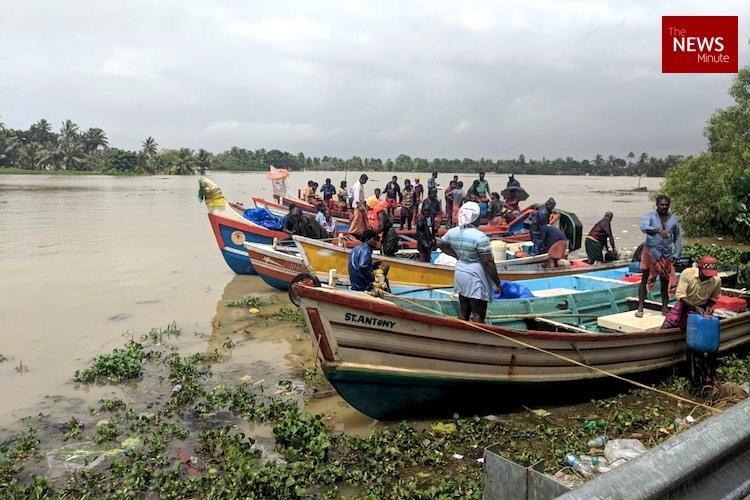 In Kuttanads Thakazhi govt red tape disappoints fishermen rescuing thousands