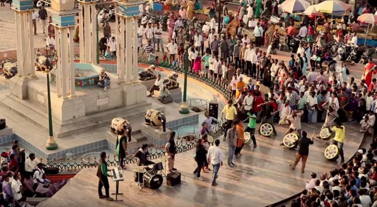 Speaking of patriotism in Karnataka Kuvempus song with a new twist
