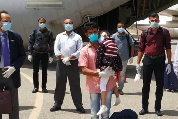 5-year-old Kerala girl airlifted from Kuwait to Delhi for surgery to remove tumour