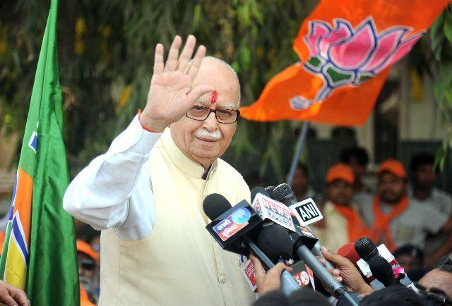 Upset at both houses being stuck Advani says he feels like resigning
