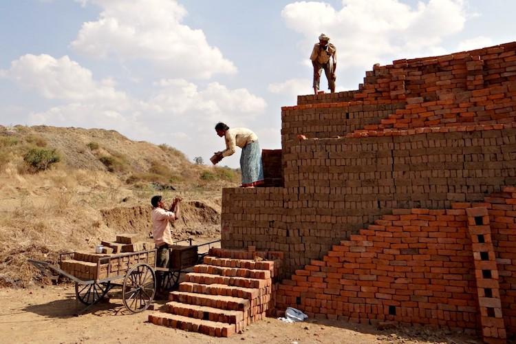 13 children rescued from brick kiln in Hyderabad