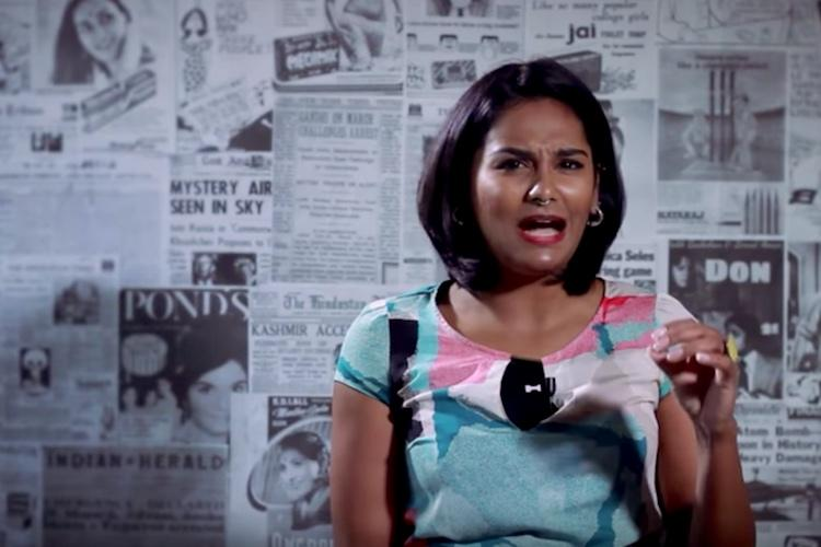 From prostitute to porn star short film actor Lakshmi reads out comments shes got