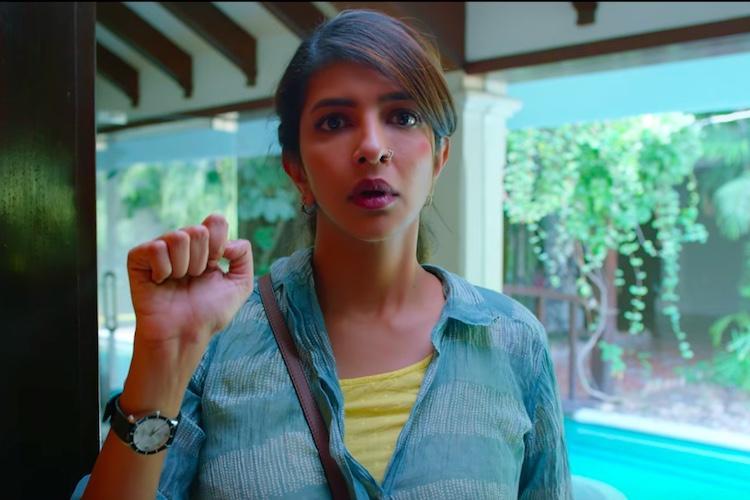 Wo Ram review Lakshmi Manchus minimalist thriller leaves an impression