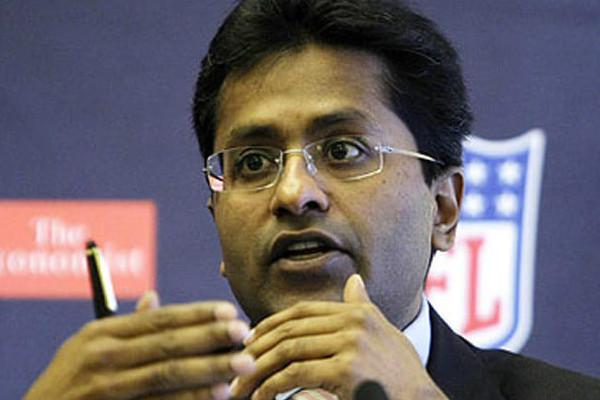 The Swiss government gives Lalit Modi ten days to connect with them