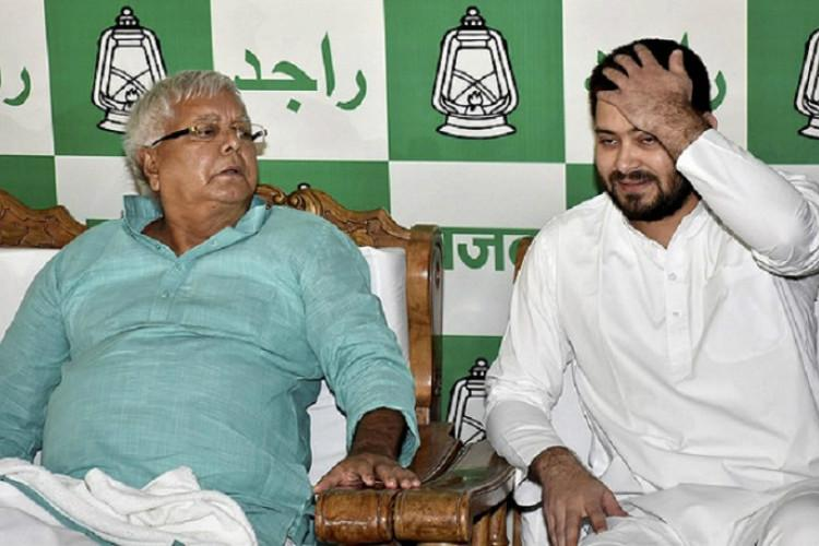 Lalu Prasad Yadav gets 5-yr jail in third fodder scam case RJD to appeal in HC SC