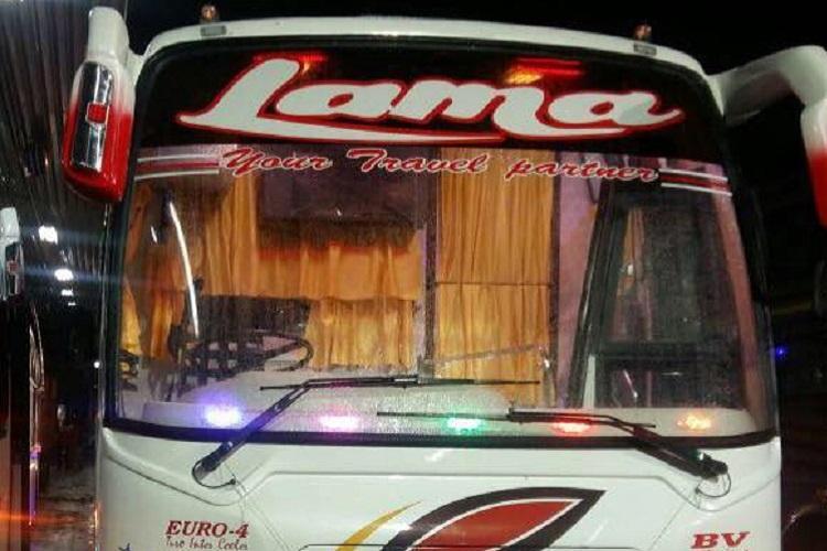 Kerala-bound bus hijacked near Bengaluru passengers rescued by police