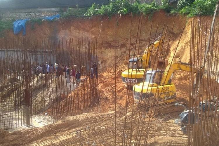 4 construction workers killed in land cave-in at Thiruvananthapuram