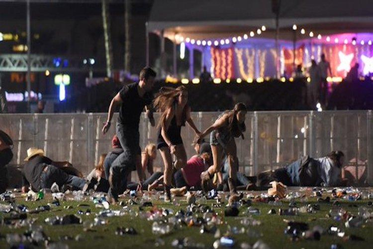 Active shooter near Las Vegas casino at least 50 people dead