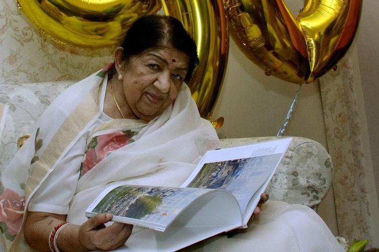 Lata Mangeshkar hospitalised due to breathing issues, reports claim she's in ICU