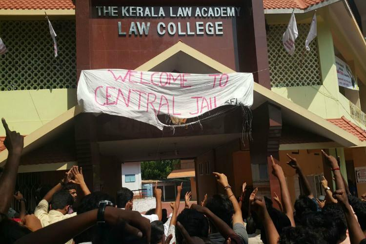 Kerala Law Academy protests end on 29th day college to get new Principal