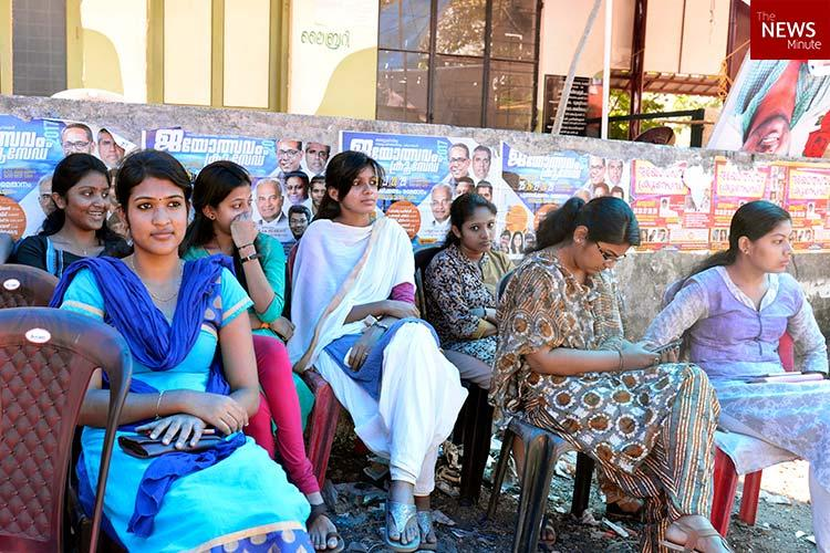She would abuse us for talking to a boy Kerala Law Academy girls protest against Lekshmi Nair