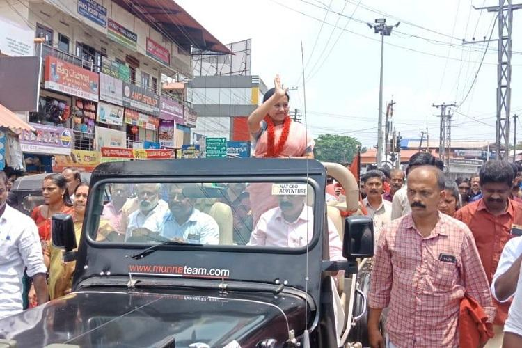 LDF completes initial round of campaigning to start door to door campaigns