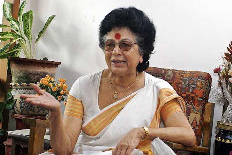 Veteran Kerala journalist and chief editor of Janmabhumi Leela Menon passes away