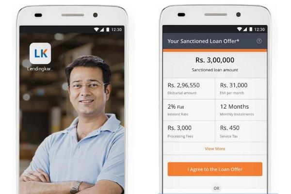 Lendingkart to raise Series C round of 50-80 mn brings in Sistema Asia Fund as investor