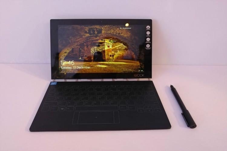 Lenovo Yoga Book Thinnest in-class laptop-tablet with host of attractive features