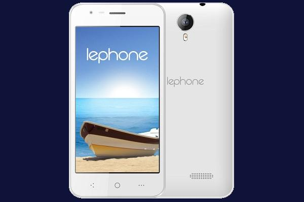 Lephone W2 with 45-inch FWVGA display supporting 22 regional languages launched in India