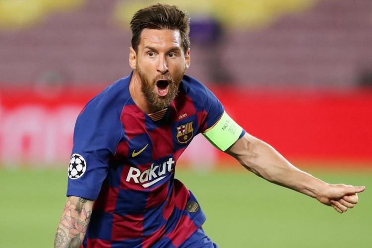 Lionel Messi says he won't leave Barcelona, reveals reason in interview |  The News Minute