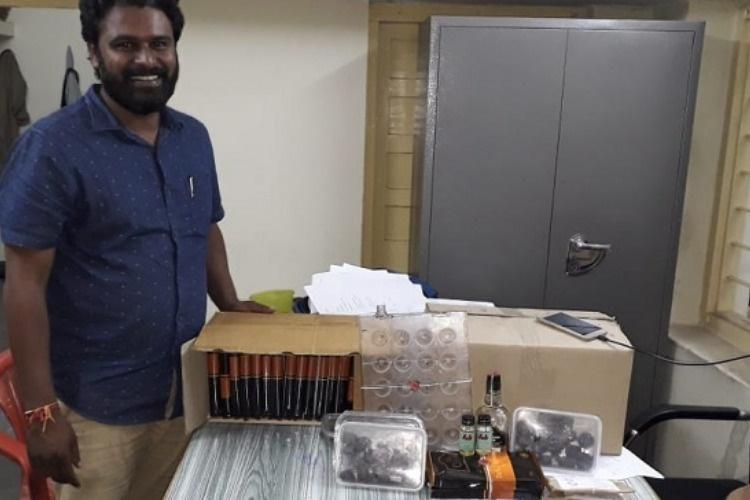Hyderabad man arrested for manufacture of liquor chocolates at home