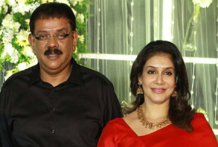 I feel relieved now Actor Lissy ends marriage with Priyadarshan