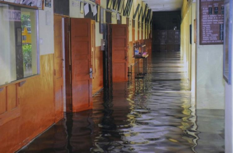 A flood-hit residential school for disabled in Chennai needs your help