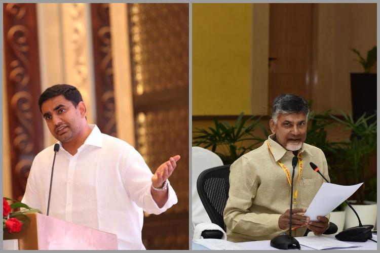 PIL seeking probe into Andhra CM Naidu and Nara Lokesh withdrawn after Hyd HC hearing