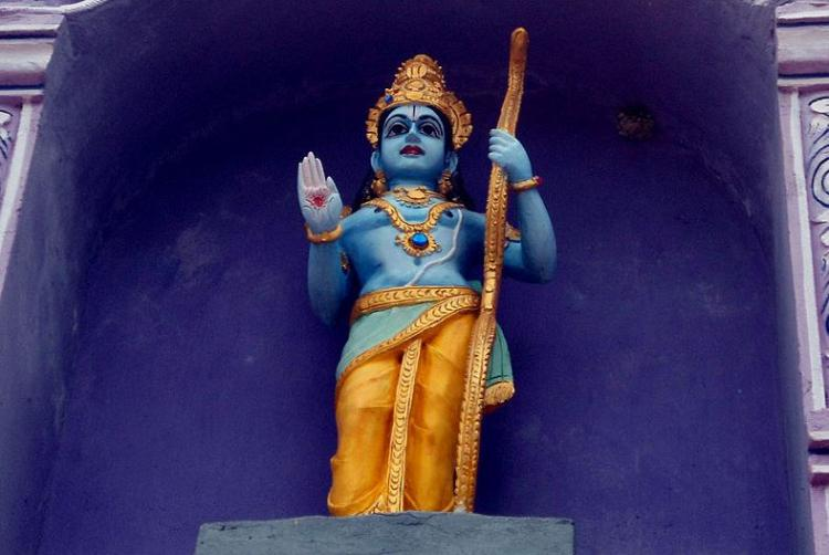 The judge will call accused Lord How Twitter reacted to case filed against Lord Ram