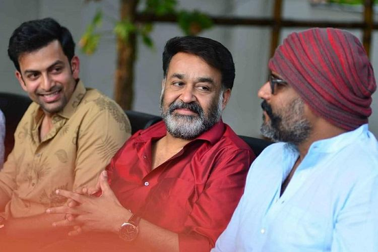 Shooting of Prithvirajs debut directorial Lucifer wrapped up