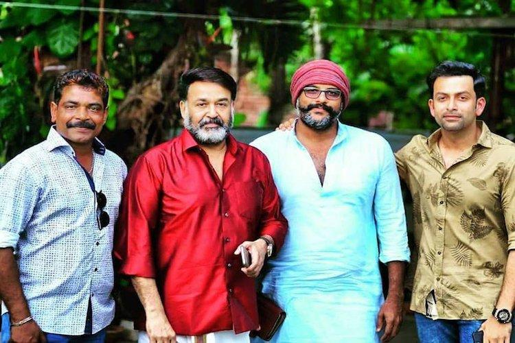 Shooting of Prithvirajs directorial debut Lucifer to start on July 18