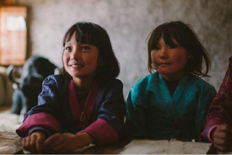 Lunana A Yak in the Classroom a Bhutanese film on the worlds most remote school
