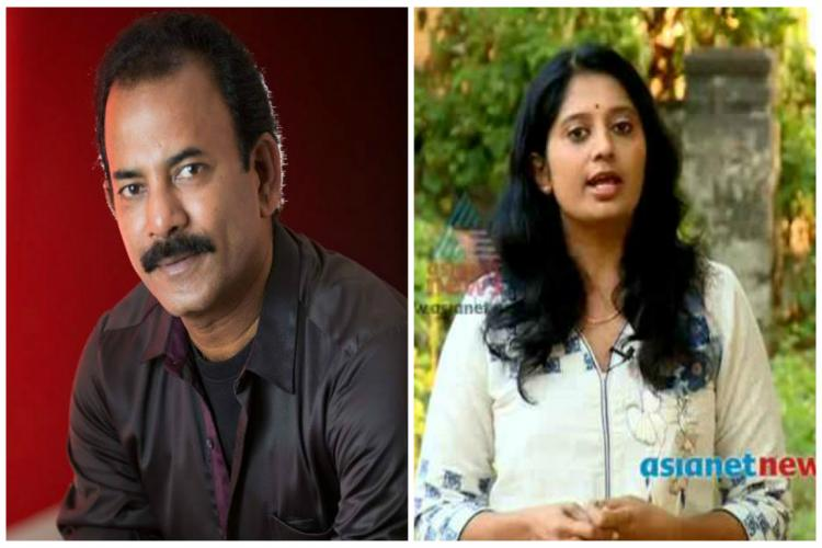 Now Asianet anchor Sindhu faces verbal abuse from director Major Ravi