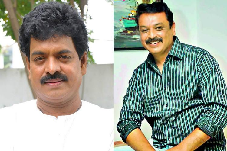 Shivaji Vs Naresh Telugu Movie Artist Association split over alleged misappropriation