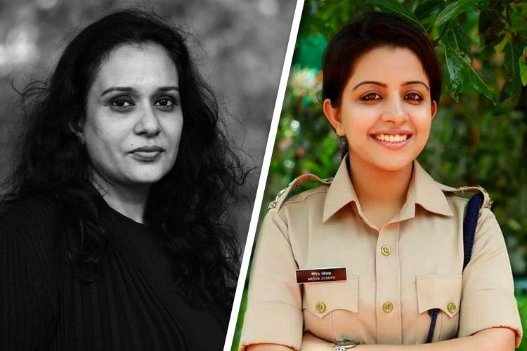 11 yrs before DCP Merin another woman walked Keralas streets to probe womens safety