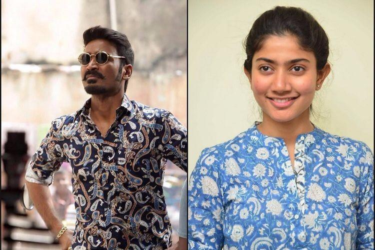 Sai Pallavi signs second Tamil film Maari 2 it is