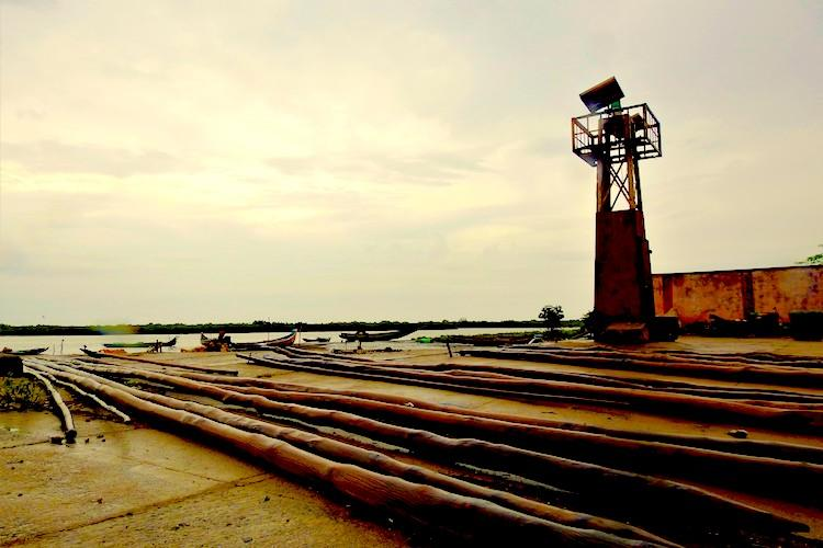 Machilipatnam port Months after Jagan cancels old contract new company starts work
