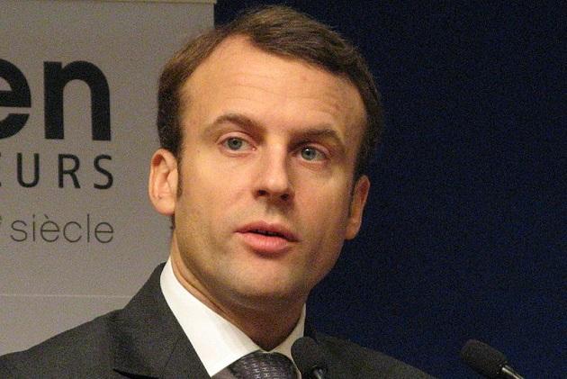 Emmanuel Macron is Frances new President Vive la France and Vive Europe