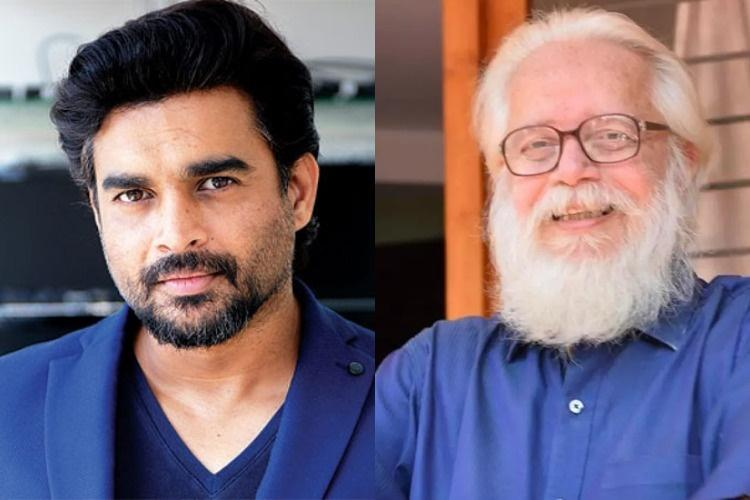 Watch Madhavan introduces Rocketrey based on former ISRO scientist Nambi Narayanan
